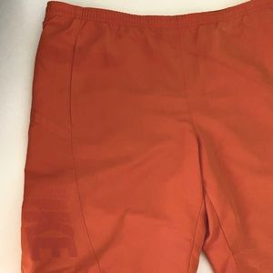 Nike Men's Orange Swim Shorts (Medium)